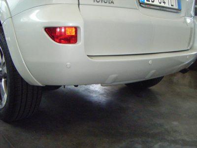 Installazione sensori parcheggio Cornedo